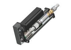 Exlar重型电dong缸 FT系列